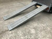 Ifor Williams 8ft Trailer Ramps