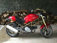 Ducati Monster M600 in very good condition