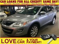 2010 Mazda CX-9 GT * AWD * LEATHER * NAV * POWER ROOF