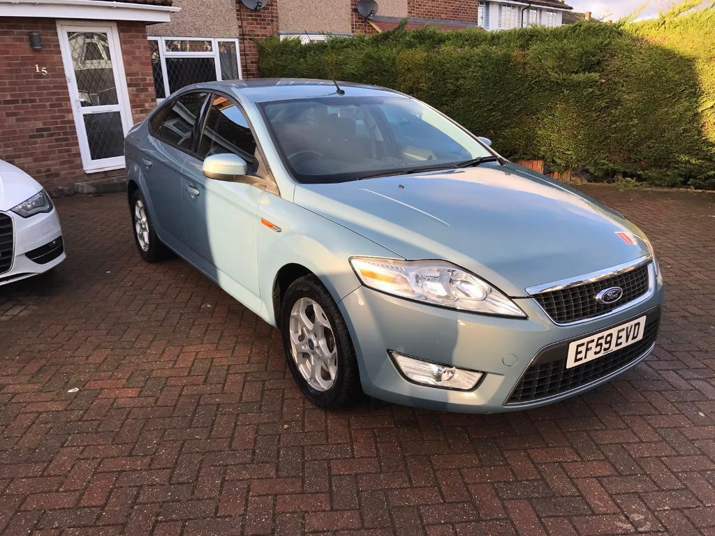 ford mondeo auto fsh in st albans hertfordshire gumtree. Black Bedroom Furniture Sets. Home Design Ideas