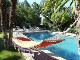 GREAT VILLA SOUTH FRANCE WITH SWIMMING POOL