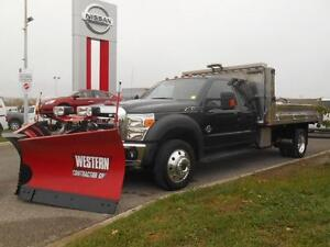 2014 Ford F-550 Lariat SuperDuty DRW 4WD