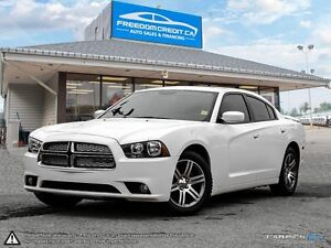 2014 Dodge Charger SXT Sunroof Leather Rear Spoiler