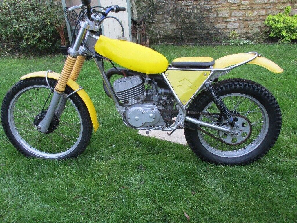 WRG-3714] Suzuki Rl Beamish Trials Motorcycle For Sale