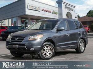 2009 Hyundai Santa Fe LIMITED | LEATHER | SUNROOF | HEATED SEATS