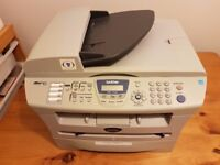 Brother MFC-7420 All-in-one USB Mono Laser Printer, Copier, fax & Colour Scanner
