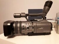 Sony HDR-FX7 Camcorder in great condition