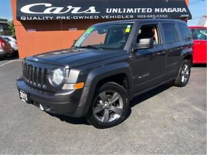 2015 Jeep Patriot Sport/North | NAVI | ROOF | LEATHER ...