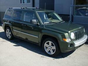 Jeep Patriot Limited 4X4 2008 *AUTOMATIC+FULL * GARANTIE 3 ANS