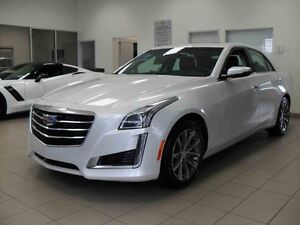 2016 Cadillac CTS SEDAN AWD V6  LUXURY TOIT/NAV/SIEGES ET VOLANT