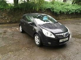 £20/WK LOW COST MOTORING!! VAUXHALL CORSA ECOFLEX 1.0 PETROL MANUAL 2010 (60) NEW MOT