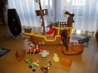 Jake and pirates toys