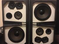 Kenwood speakers set(best offer)