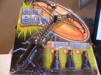 New Toy Bat Bow With 3 Flat Ended Epic Darts
