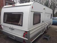 Tabbert Caravan 2007 Will Swap For Diesel 4x4 Cash Either Way