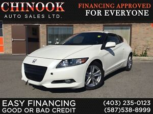 2011 Honda CR-Z EX, 6 Speed, Hybrid, Bluetooth