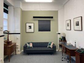 Ground floor office near the Meadows, EH9 1PY