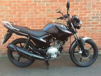 Yamaha YBR 125cc, 2012