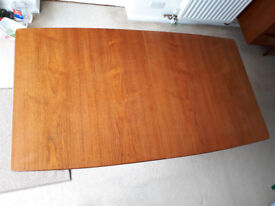 Vintage mid-century McIntosh of Kirkcaldy teak extendable table for sale