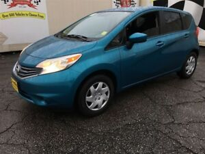 2015 Nissan Versa Note S, Automatic, Bluetooth, Only 51, 000km
