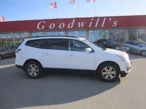 2017 Chevrolet Traverse LT! PREVIOUS DAILY RENTAL!