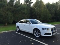 STUNNING AUDI A4 TDI IN BEST COLOUR IBIS WHITE FULL HISTORY