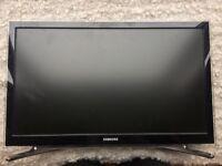 "Samsung UE22H5600AK 22"" Smart LED TV Black Full HD 1080p Freeview HD Wi-Fi HDMI"