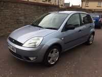 2005 FORD FIESTA 1.2 ZETEC CLIMATE 5dr, TWO OWNERS, LOW MILES, SERVICE HISTORY AND NEW MOT.
