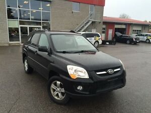 2009 Kia Sportage LX**5 SPEED MAN**4X4**ALLOY WHEELS