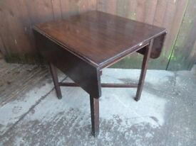 Drop Leaf Pub Table Delivery Available