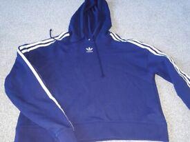 Adidas hoodie size 10