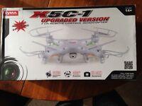 Syma X5C-1 Quadcopter Drone (upgraded version)