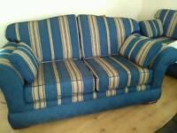 Quality Made Sofa's. Large 3+2