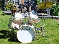 Stag drum kit for sale in excellent condition hardly used