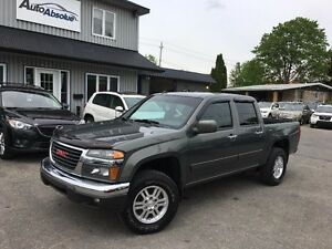 2010 GMC Canyon SLE 4x4 3.7L