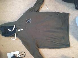 Men's Crew clothing medium hoodie