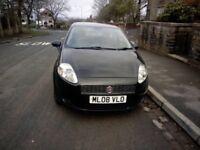 2008- Fiat Punto 1.2 Grande (LOW MILES)