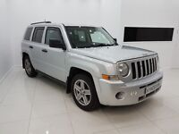 JEEP PATRIOT 2.0 CRD SPORT STATION WAGON 4x4 - 12 MONTH MOT - 12 MONTH WARRANTY - £0 DEPOSIT FINANCE