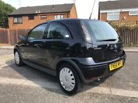 2006 (56 PLATE) VAUXHALL CORSA 1.2 i DESIGN 16v (3DR) EXCELLENT CONDITION - LOW MILES - FSH