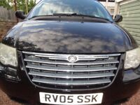 Chrysler Grand Voyager LTD XS CRDA Stow'nGo, 05 Plate