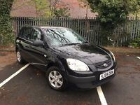 2009 KIA RIO 1.4 16V MANUAL - LOW MILEAGE! FSH! LONG MOT! GREAT CONDITION!