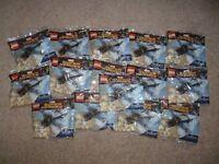 15 LEGO SETS MARVEL SUPER HEROS