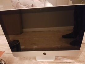 """2009 21.5"""" iMac w/ Apple mouse and keyboard - 3.6GHz CPU, 8GB Memory, 500GB HDD, Nvidia Geforce GFX"""
