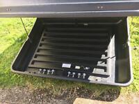 autoplas international roof box 350 litre