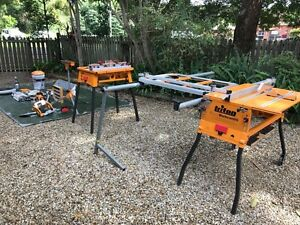 Triton WorkCentre 2000 series (complete workshop package) Mullumbimby Byron Area Preview