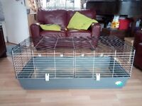 Large indoor guinea pig cage
