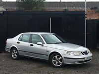 ★ SAAB 9-5 2.2 TiD ARC + 11 SERVICE STAMPS + AUTOMATIC + 12 MONTHS MOT ★