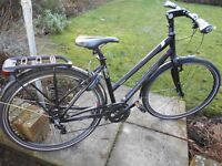 Beone 4250 Crossover woman's bike