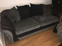 DFS sofa in excellent condition