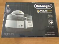 DeLonghi Multifry Multicook FH1363/1, Brand New, Sealed